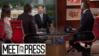 Full Panel: El Paso Attacker Motivated By White Supremacy | Meet The Press | NBC News