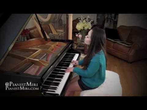 Jessie J - Flashlight (from Pitch Perfect 2) | Piano Cover by Pianistmiri 이미리