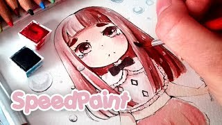 Soap - Melanie Martinez (CRY BABY) 【Speedpaint】