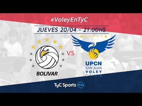 Liga Argentina: Personal Bolívar vs. UPCN l #VoleyEnTyC