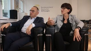 Interview mit dem SPD-Spitzenkandidatenduo Norbert Walter-Borjans und Saskia Esken