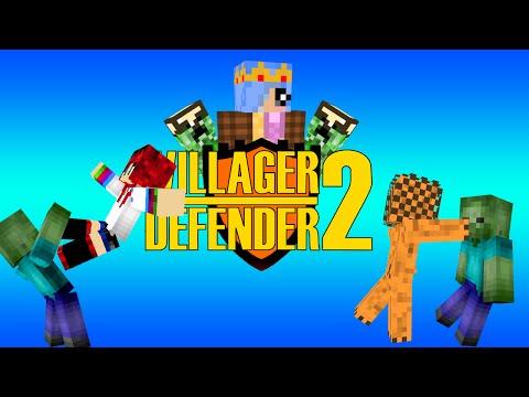 40000. támadói különkiadás (Villager defender 2 alfa) +DoggyAndi