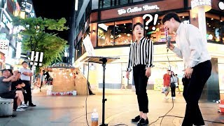 A Street Singer Gets BIG Surprise When REAL Singer Joins [ENG SUB] thumbnail