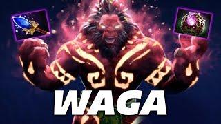 WAGA AXE SMASHER! - Dota 2 Pro Gameplay