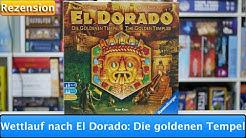 Wettlauf nach El Dorado: Die goldenen Tempel [Ravensburger] - Rezension