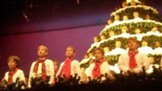 CBC Singing Christmas Tree, Orchestral point-of-view