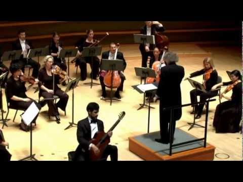 Villa-Lobos Concerto - Pablo Villegas / Live at Kimmel Center