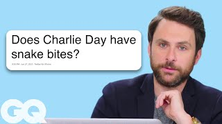 Charlie Day Goes Undercover on Twitter, Wikipedia & Quora | GQ