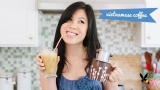 Vietnamese Coffee - Cafe Sua Da - HoneysuckleCatering