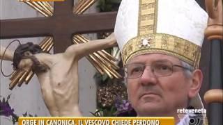 TG PADOVA (20/01/2017) - ORGE IN CANONICA. IL VESCOVO CHIEDE PERDONO