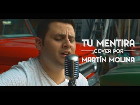 Tu mentira - Cover por Martín Molina