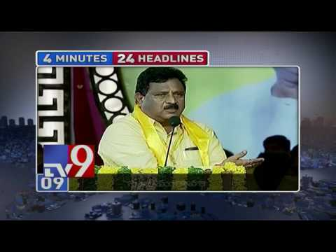 4 Minutes 24 Headlines - 28-05-2017 - TV9