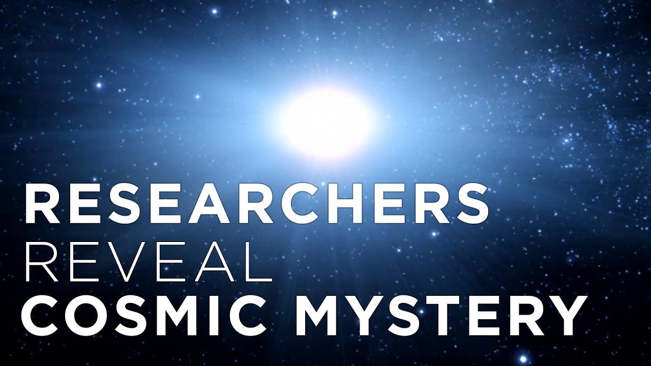 MSU researchers reveal a cosmic mystery