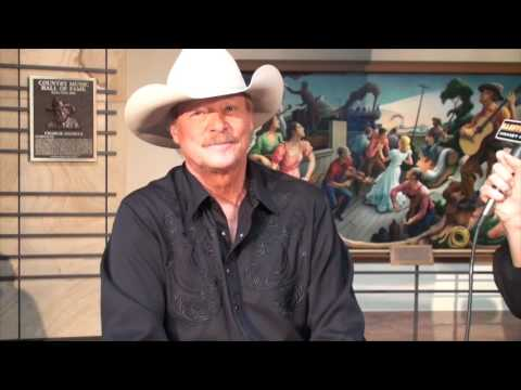 Alan Jackson on his Country Music Hall of Fame Induction