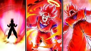 NEW SUPER KAIOKEN GOKU ANIMATIONS! Dragon Ball Z Bucchigiri Match Gameplay