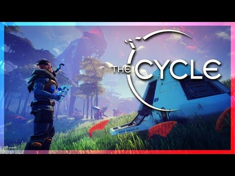 🔴[The Cycle] A Competitive Match-Based First Person.... Quester? Let's Check It Out! 🚀