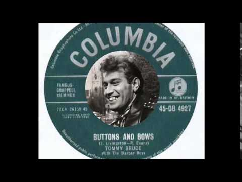 Tommy Bruce - Buttons And Bows  (1962)