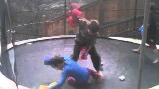 Carnage On The Tramp: Pt. 1