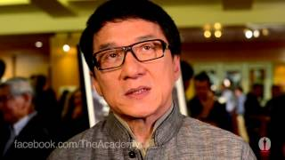 Jackie Chan Answers Your Questions