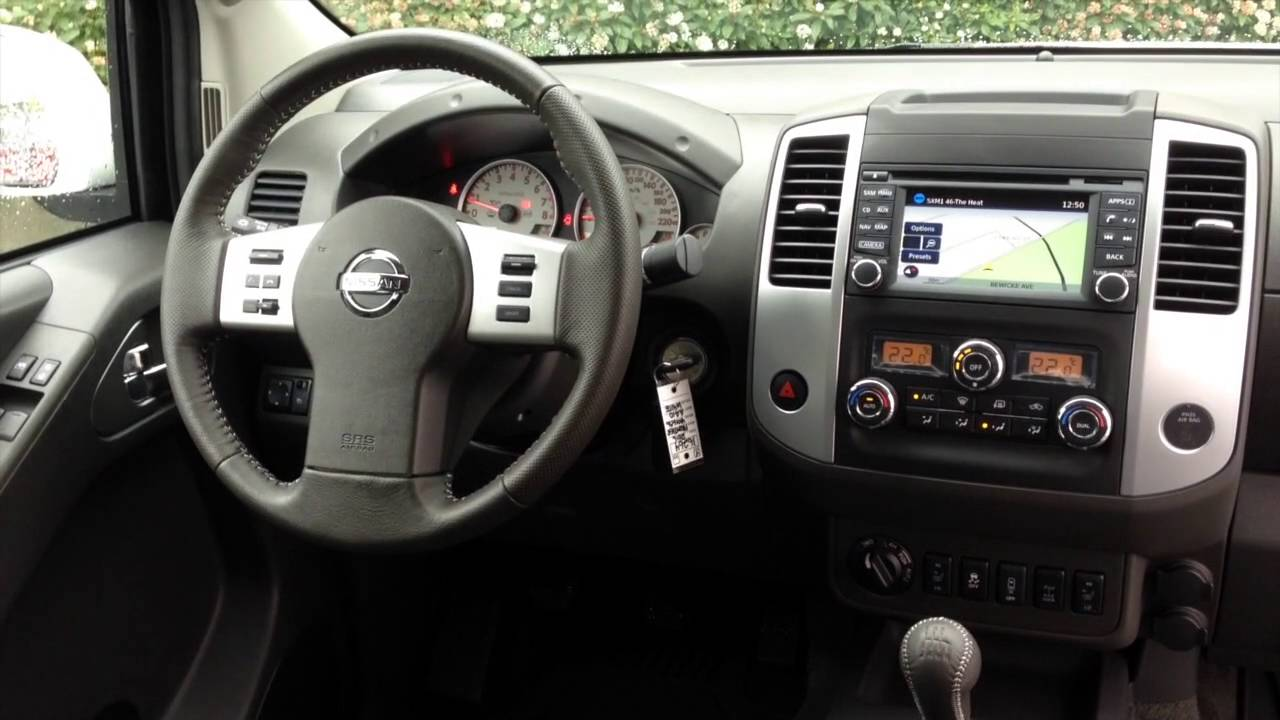 2016 Nissan Frontier King Cab Pro 4x 4x4 6 Speed Manual Youtube