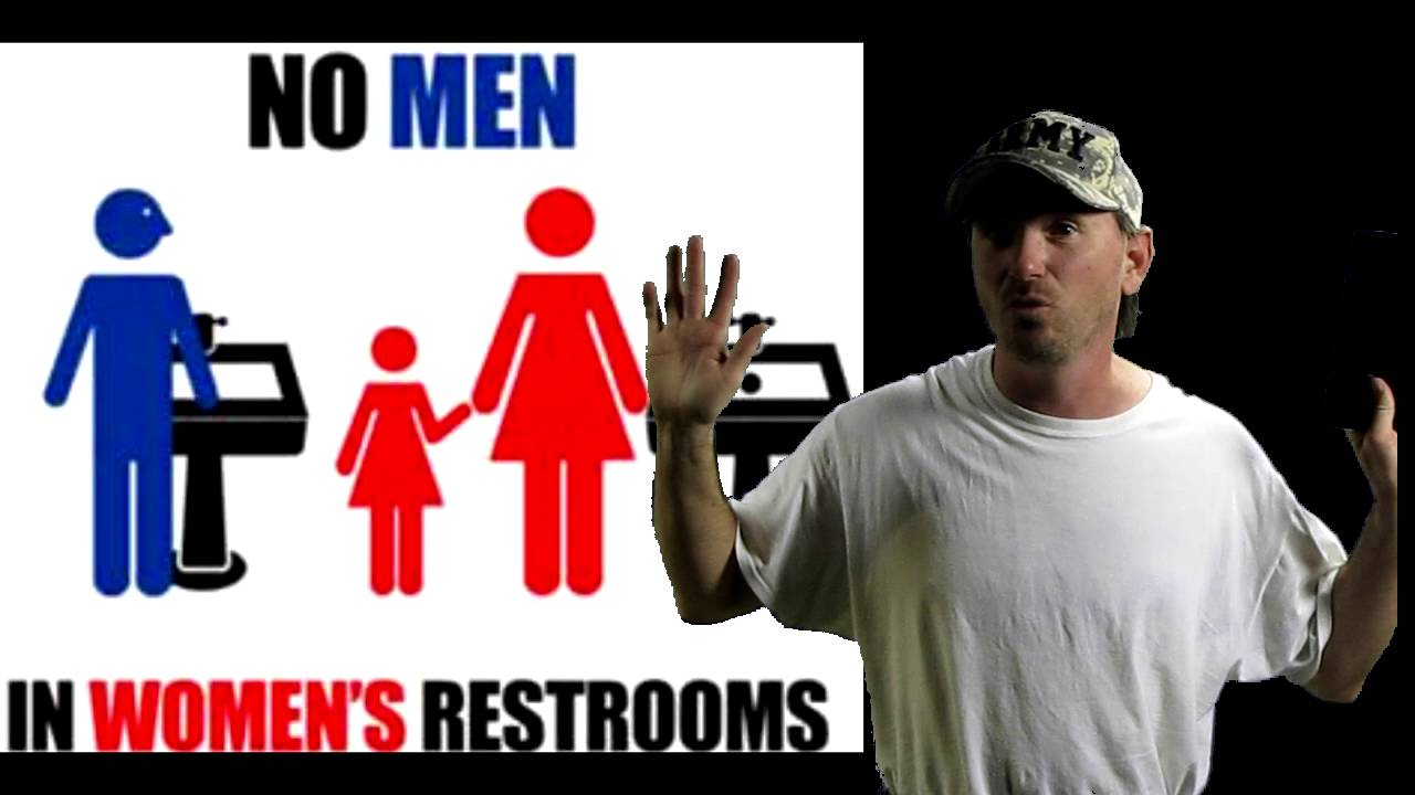 refuting the transgender bathroom law/rational national - youtube