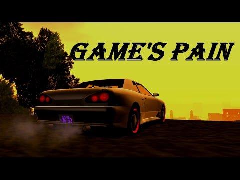 GTA SA - Game's Pain