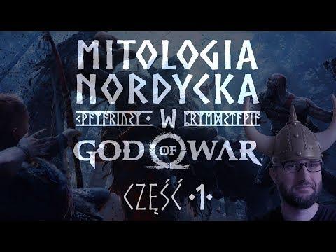 Mitologia Nordycka w God of War - część 1: Świat i Bestiariusz