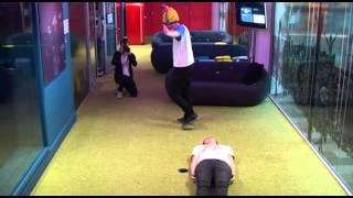 Dan VS Phil - Blind Man
