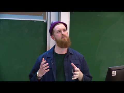 Brewers Lectures - Paul Jones, Cloudwater