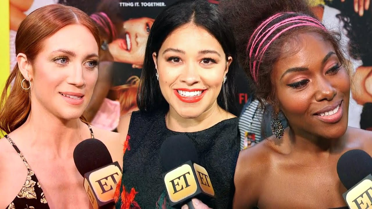 Download 'Someone Great': Gina Rodriguez, DeWanda Wise and Brittany Snow Break Down Selena Scene (Exclusiv…
