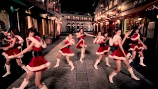 e-girls / Mr.Snowman ~Snow Dance~ (Dance Video Clip)