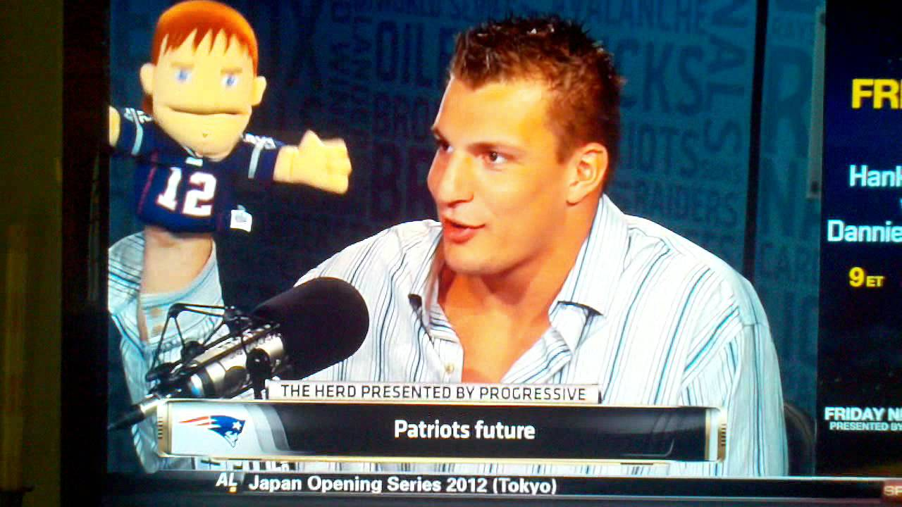 A Guide To Rob Gronkowski S Best Internet Moments The