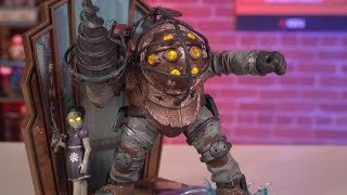 BioShock 10th Anniversary Collector's Edition Statue Unboxing