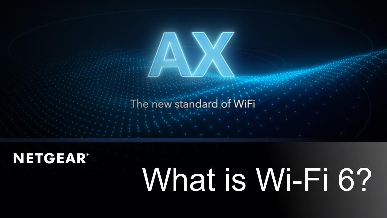 Netgear RAX40 Nighthawk AX4 4-Stream AX3000 Wi-Fi 6 Wireless