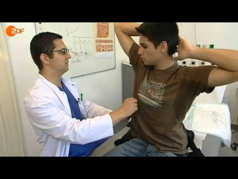 Hyperhidrose - Krankhaftes Schwitzen (Volle Kanne 20.08.2012)