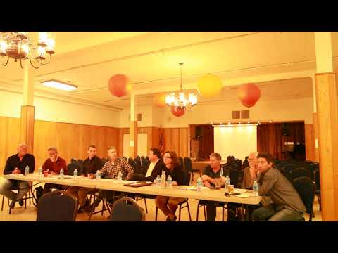 MVI 8274- 3rd public meeting of the  Venice Beach Property Owners Association , March 9, 2018