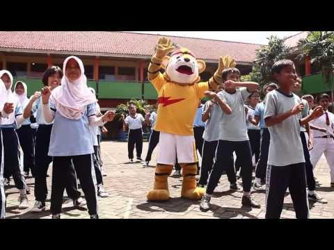 Milkuat Dance Competition SDN CIRACAS 15