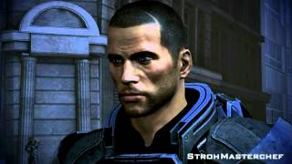 Mass Effect 3 Full Ending part 1/2 [German HD]