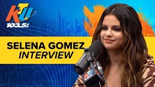 Selena Gomez Talks New Music, Writing Process And Her Docuseries On Netflix