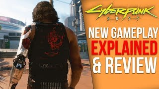 I Saw 1 Hour of New Cyberpunk 2077 Gameplay, This is My Honest Opinion