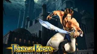 Prince of Persia The Sands of Time Soundtrack - The Prison Resimi