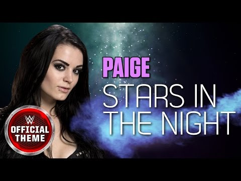 Paige - Stars In The Night (Entrance Theme)