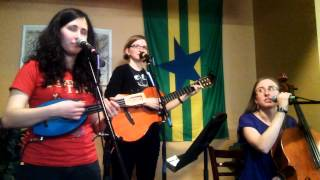 The Rainbow Connection -- The Doubleclicks and Molly Lewis, Seattle, Jan. 5, 2013