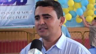 Jesus Orleudo teve candidatura homologada a prefeito pelo PSDB de Quixeré