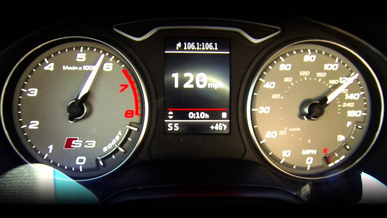 APR Stage III+ EFR7163 Turbocharger System Acceleration 0-150 MPH by APR