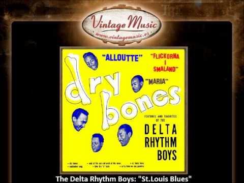 The Delta Rhythm Boys - St.Louis Blues (VintageMusic.es)