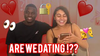 ARE WE DATING⁉️Q&A😈💑