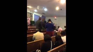 Walking in Authority by Co-Pastor Sirrinthia Watson, Solid Rock International Ministries, 10-26-14
