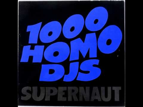 1000 Homo DJs - Supernaut (Trent Reznor Vocal Version)