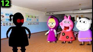 Мультики для детей Свинка Пеппа на русском новые серии 12 ТОЛСТАЯ БАРБИ Мультфильм свинка пеппа